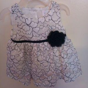Newborn dress size 0-3 months